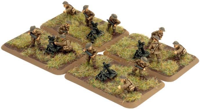Trench Mortar Platoon (GBR705)