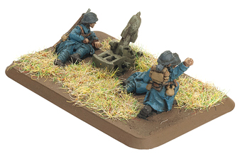 Trench Mortar Platoon (GFR705)