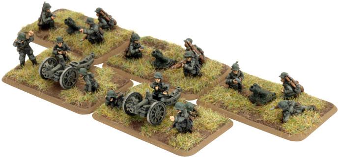 Regimental Support Platoons (GGE705)