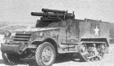 105mm T-19 HMC