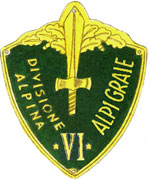 "6th Alpini Division ""Alpi Graie"""