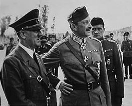 Hitler and Mannerhiem