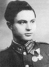 Ensign János Bozsoki