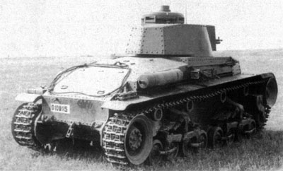 R-2 tank, Romanian main battle tank from 1941 to 1942