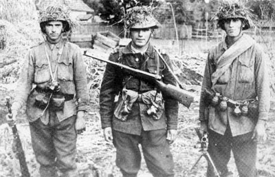 Romanian Infantry