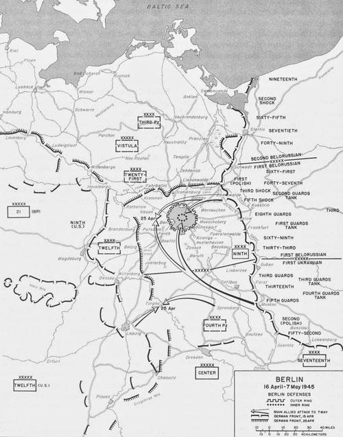 Berlin Offensive