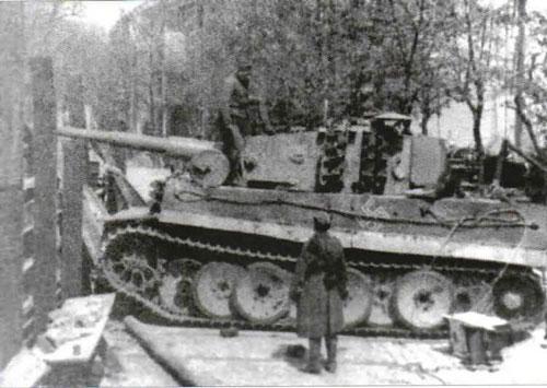 Muncheberg Tiger