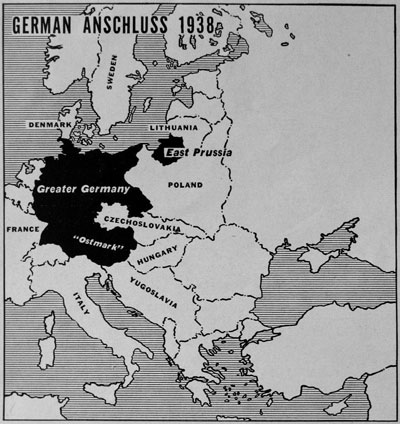 Germany's annexation of Austria