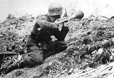 Grenadier with Panzerfaust