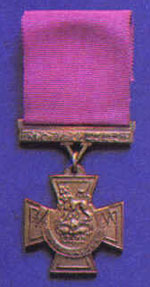 Hollis's Victoria Cross