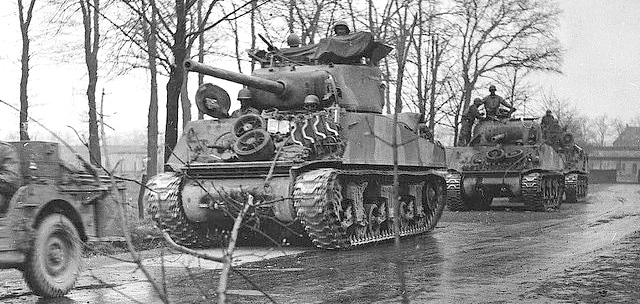 Black Panthers – the 761st Tank Battalion in The Battle of the Bulge
