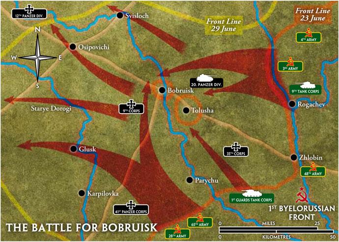Objective: Bobruisk - Hobby