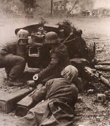 German 50 Mm Anti Tank Gun: History