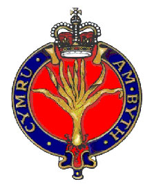 Welsh Guards Badge