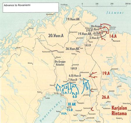Of Rovaniemi