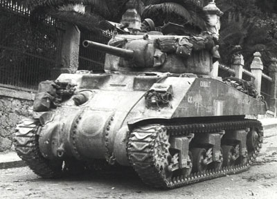 Canadian Sherman