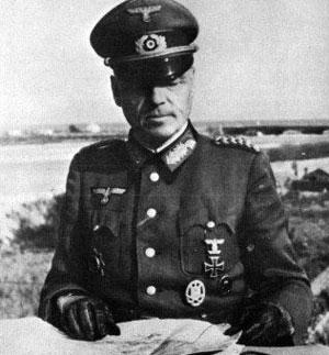 German General Otto Fretter-Pico