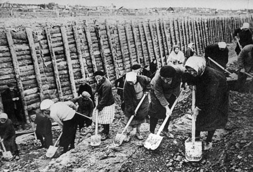 Leningrad: September 1941 - January 1944