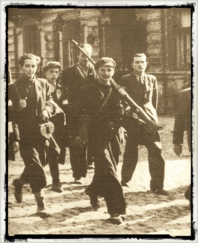Warsaw: August - October 1944