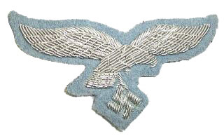 Luftwaffe Cap badge