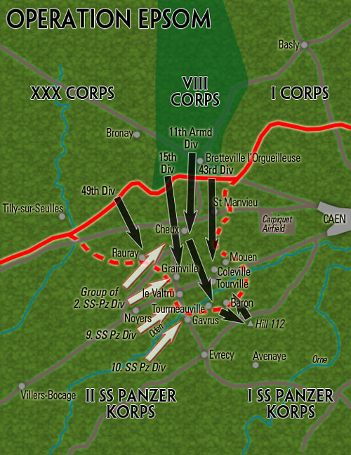 Axis of Attack: Operation Epsom
