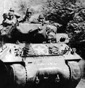US M10 Tank Destroyer