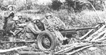 A 45mm M.1932 in action