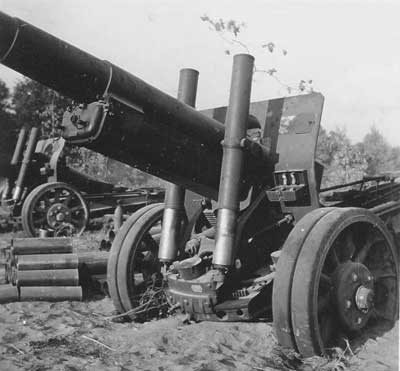 ML-20 152mm Gun-Howitzers