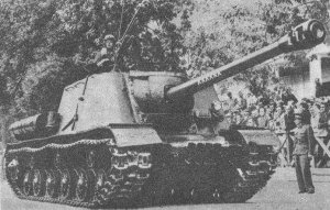 Image result for ww2 russian self propelled gun