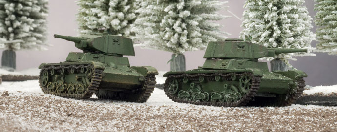 When Russian Tanks Led The World