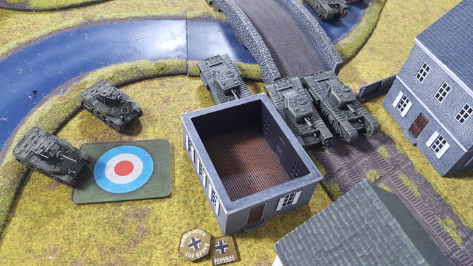 Battle Report 2