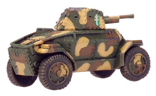 Csaba Armoured Car (HU300)