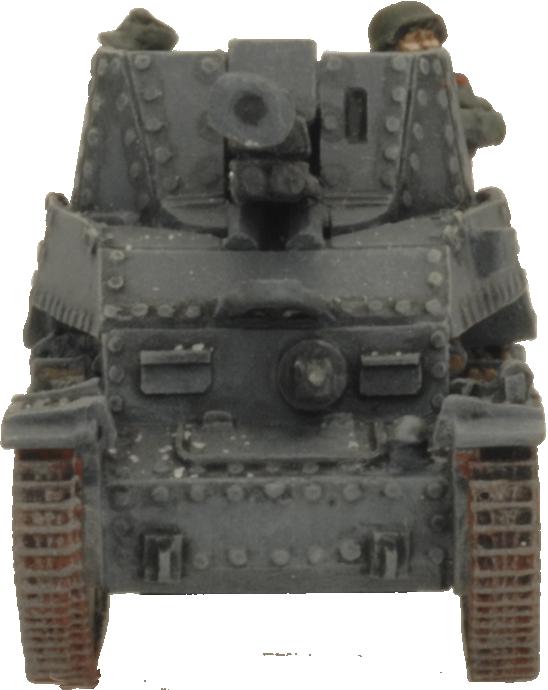 Marder (7.62cm) Tank-hunter Platoon (GBX110)