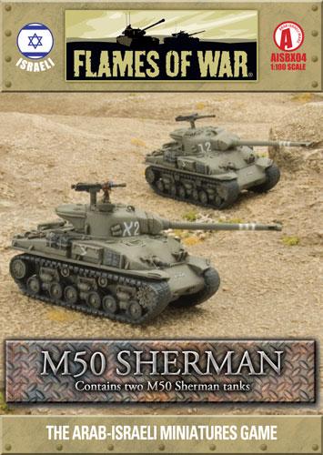 M50 Sherman (AISBX04)