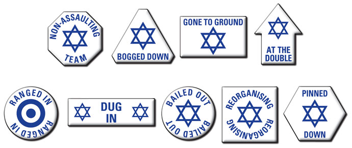 Israeli Token Set (ATK01)