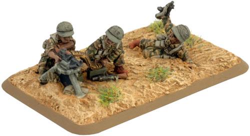 Tzanhanim Machine-gun Platoon (AIS724)