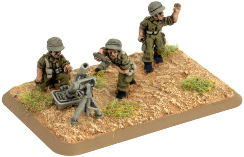 Ch'ir Mortar Platoon (AIS725)