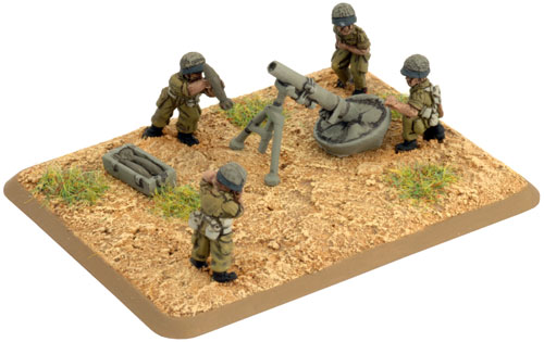 120mm Artillery Battery (AIS726)