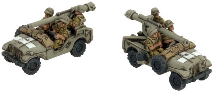 Anti-tank Jeep (AIS121)
