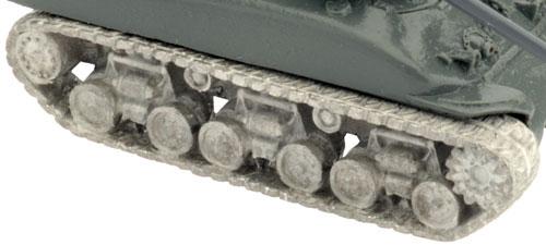 HVSS Sherman Tracks (USO192)