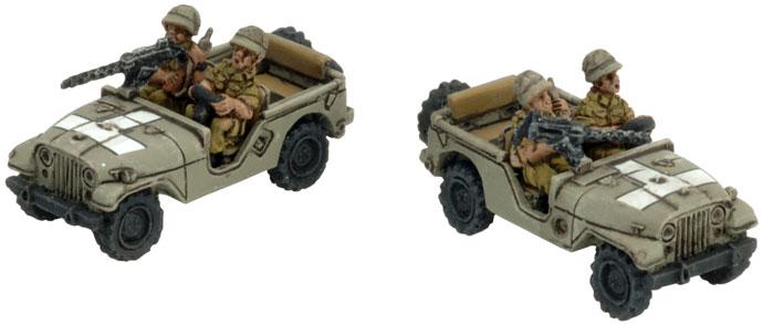 M38A1 Jeep (AIS411)
