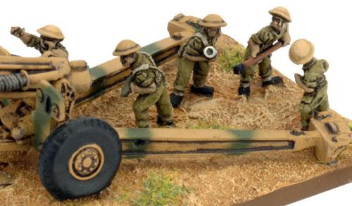 Artillery HQ & Crew (AJO729)