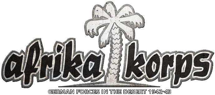 Afrika Korps Design Notes