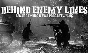 Behind Enemy Lines: Unboxing