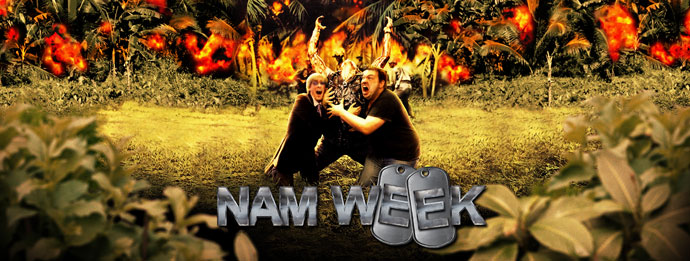 Beasts Of War: Nam Week