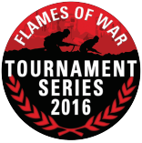 Flames Of War Nationals at CanCon 2016