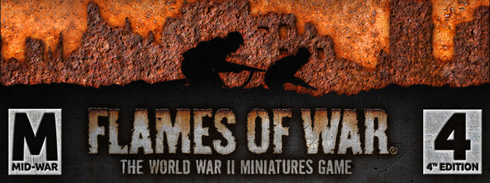 Flames Of War: 4th Edition