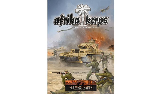 Afrika Korps (FW242)