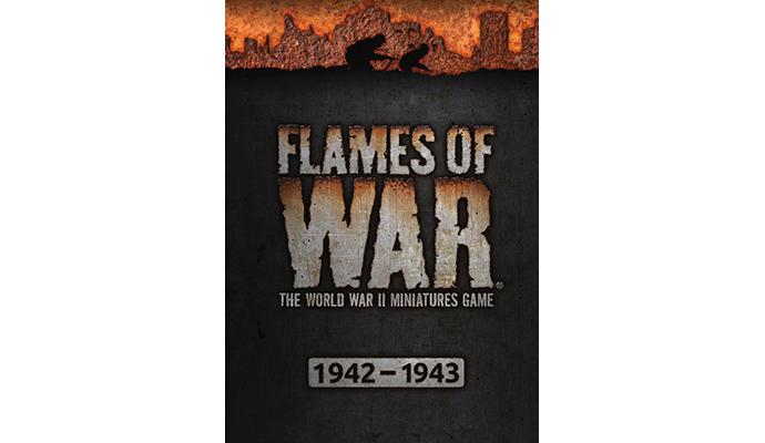 Flames Of War Rulebook (Mid-war) (FW007)