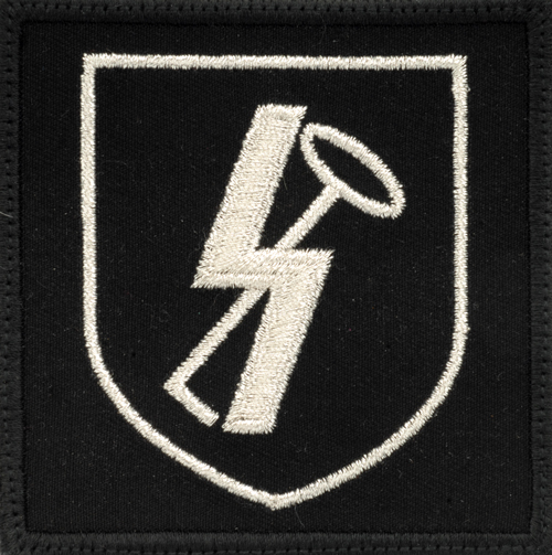 12. SS HitlerJugend Panzer Division Patch